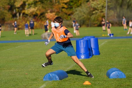 Fall Athletes Show What Commitment Is All About