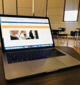 Speech and Debate Team Shines Online