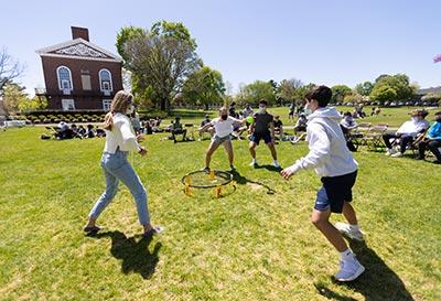 Student Activities at Milton